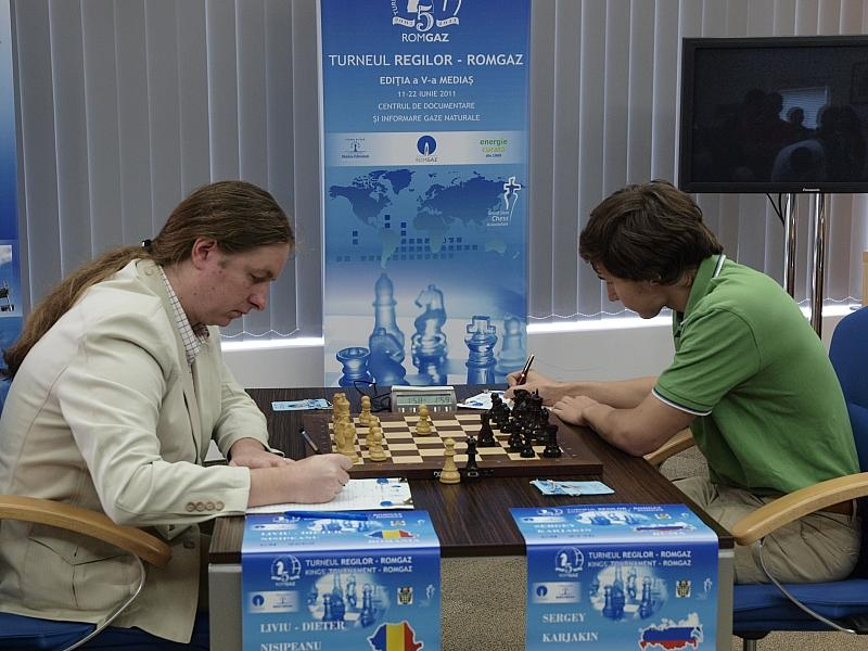 Nispeanu und Karjakin