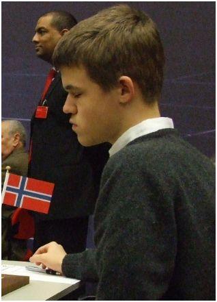 GM Magnus Carlsen (Norwegen)