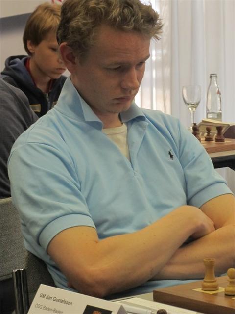 GM Jan Gustafsson (GER)
