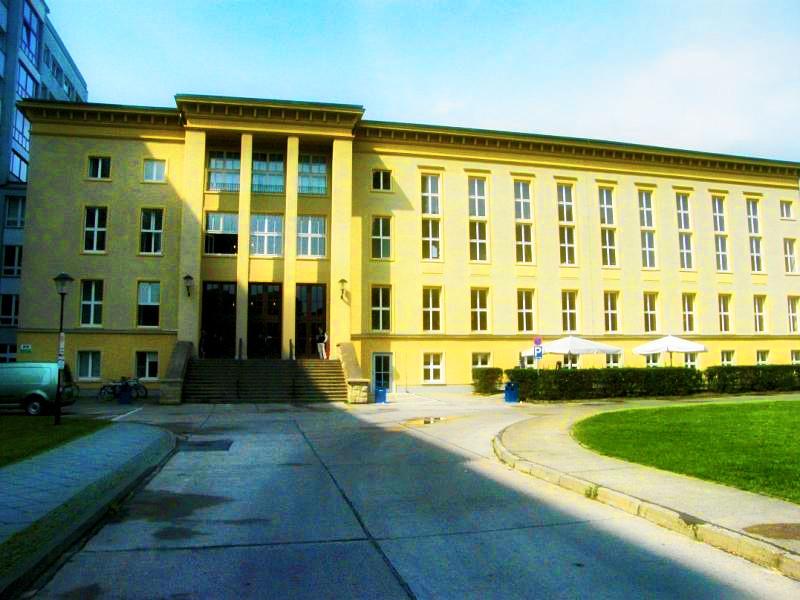 Audimax der Hochschule für Technik und Wirtschaft
